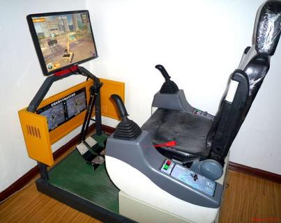 装载机叉车模拟教学实训设备