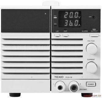 日本德士(TEXIO)PS60-18直流电源