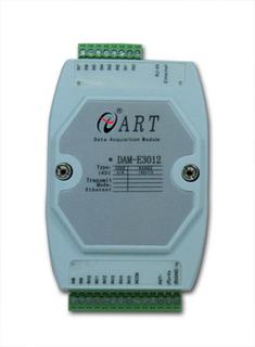 供应RJ45数据采集模块DAM-E3012