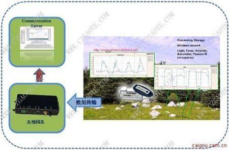无线传感网解决方案-环境监控