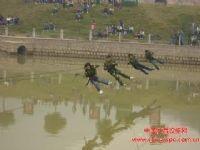 拓展训练器械水上缅甸桥