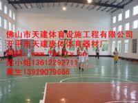 供应篮球场、网球场、羽毛球场硅PU塑胶球场