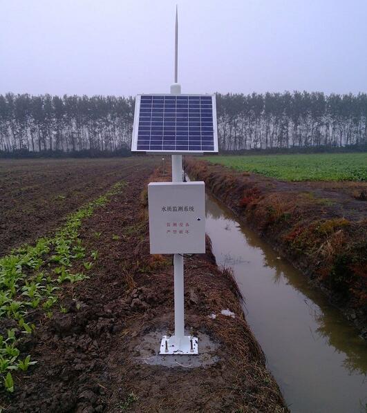 渤海新区首个水环境监控系统投用