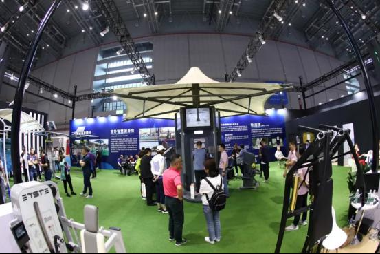 学校体育工作委员会上海体博会活动侧记