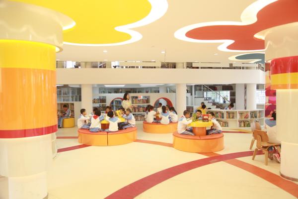发挥图书馆功能 引师生精神成长——厦门实验小学图书馆