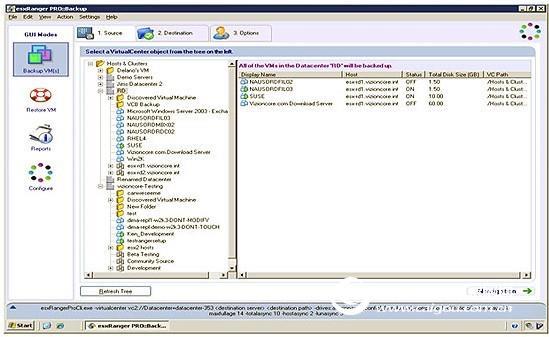 vranger软件   虚拟化管理领导品牌