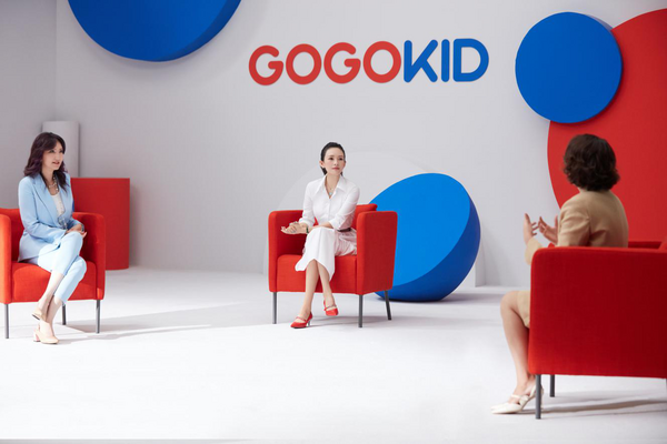 GOGOKID代言人章子怡对谈耶鲁教授 为孩子探索对话世界的能力
