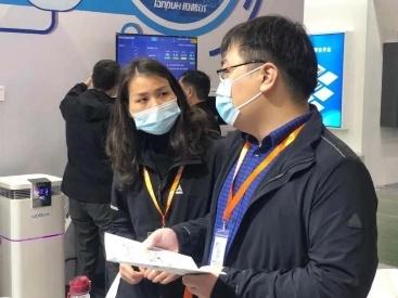 众威达携校园空气环境安全智慧解决方案,亮相福建教育装备博览会
