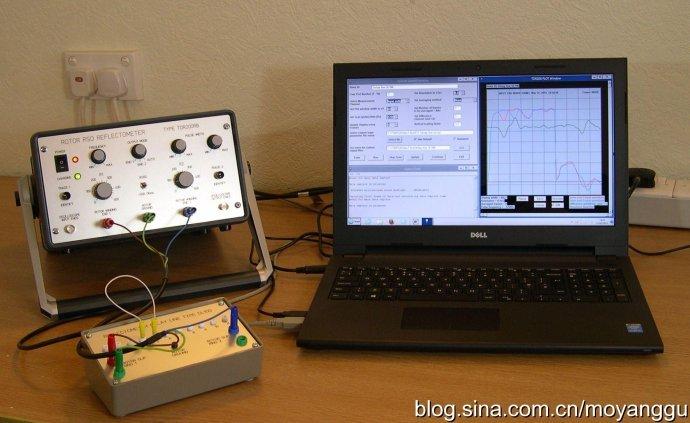 供应发电机转子匝间短路RSO测试仪