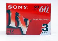 专业录像带