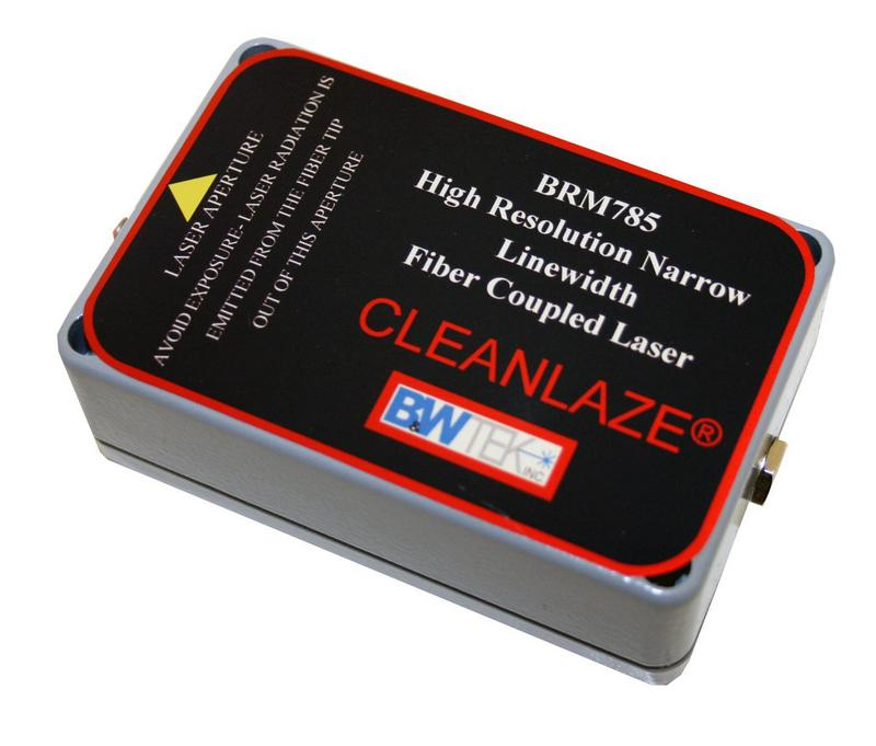 Cleanlaze稳频窄带拉曼激光器