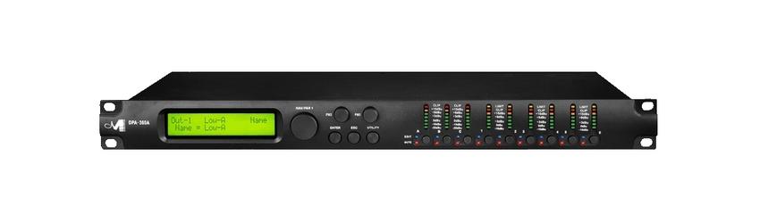 Marani 3进6出数字音频处理器