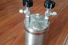 九州晟欣解析液化气采样器使用方法
