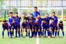 昆明8支青少年足球队端午体验快乐足球