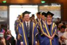 萨里大学在中庆祝首个海外毕业典礼 分享5G的愿景