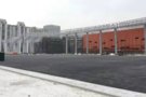 """上海首个""""屋顶""""标准体育场要开放"""
