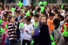 四川省乐山市首届中小学科技节盛大开幕