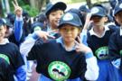2017深圳校园网球火热 覆盖500余名小学生