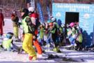 冰雪特色学校为龙头带动学校和孩子上冰雪