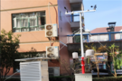 九州晟欣校園氣象站用于華北電力大學