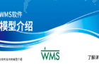 WMS軟件支持模型介紹