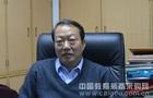 訪教育部教育裝備發展與研究中心副主任劉詩海