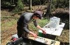 野外鱼类呼吸代谢测量及运动、行为监测系统