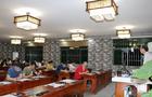 广东惠州市惠阳区淡水第九小学开展书法讲座