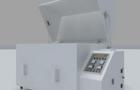 为大家说明一下盐雾试验箱的控制面板