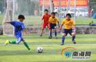 三亚市中小学校园足球联赛正式开赛