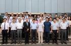 滨松中国与湖北工业大学激光加工联合实验室正式建立