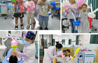 西华大学医院开展儿童免费口腔检查、优惠涂氟活动