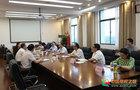蚌埠学院市委组织部到蚌埠学院开展校地人才队伍建设合作调研