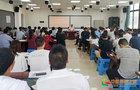 六盘水师范学院举办公文处理工作培训班