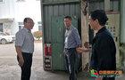 安徽工业大学党委书记刘新跃到创新教育学院调研指导实践教学工作