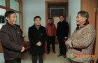 安徽科技学院领导走访慰问党员干部