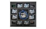 ZigBee實驗箱 ZigBee底板+傳感器節點