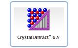 CrystalDiffract | 晶体结构分析软件