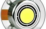 带位置反馈的大角度单/双轴扫描镜