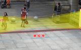 智慧校园智能学生批量考勤系统学校无感式考勤系统打卡考勤机设备
