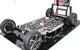汽车教具 汽车教学实训设备 北汽纯电动底盘智能网联互动系统 新能源实训设备