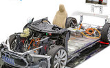 汽车教学设备 汽车教具 新能源汽车教具 特斯拉温控检测平台 免费师资培训 厂家直销 提供课程及教材