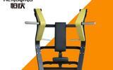 商用健身器材坐式双向推胸训练器