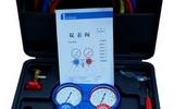 汽车空调加氟表 歧管压力表 冷媒压力表 雪种表