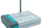 DWL-2100AP  802.11g/2.4GHz無線108Mbps接入點