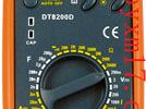 DT8200D机械保护型数字万用表