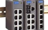 moxa工業以太網交換機EDS-208/205