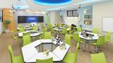 【創客空間】【智慧教室】【智慧客服中心】【錄播室】設計裝修集成一體化建設方案