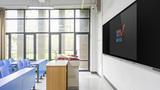 鑫星智能品牌智慧黑板xxzn-LB系列电容触摸双系统4k高清显示
