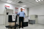 【实验室动态】QD中国北京实验室引进完全无液氦综合物性测量系统Dynacool样机